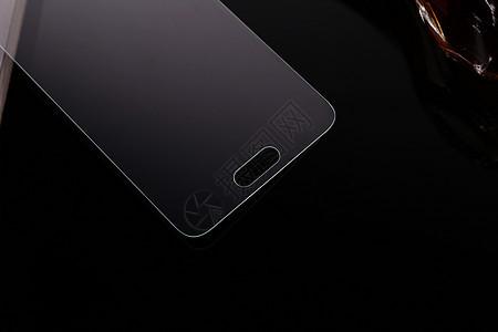 透明手机钢化膜图片
