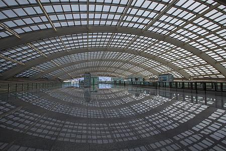 首都机场的视觉图片
