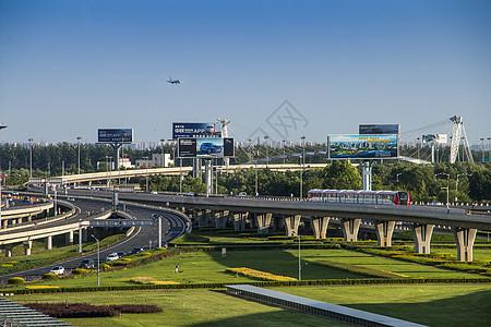 繁忙的首都图片