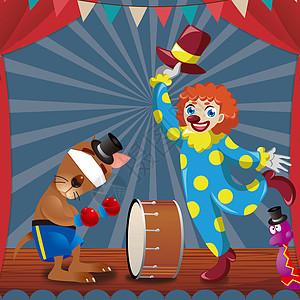 马戏团图片