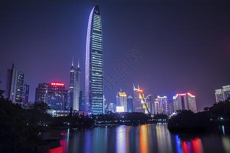 夜景·深圳图片