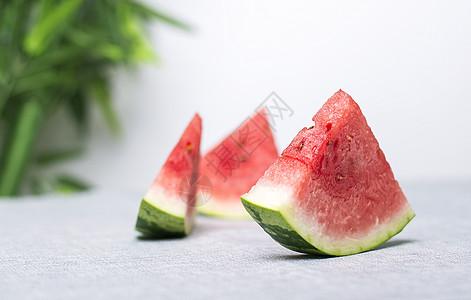 新鲜的西瓜图片