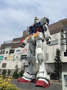 东京台场购物广场图片