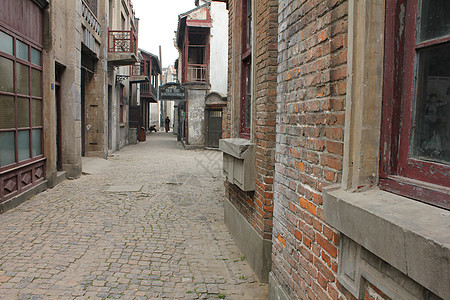 老上海的弄堂图片