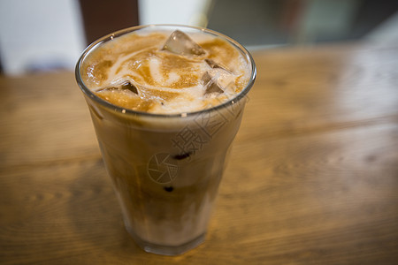 冰咖啡图片