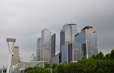 上海本地的高楼大厦图片