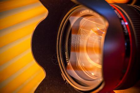 反光镜头图片