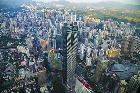 深圳地王图片