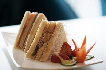 三明治图片