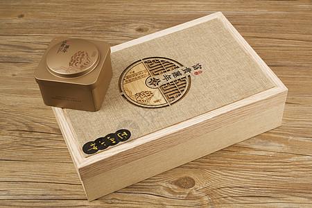 中国风茶叶包装盒子图片