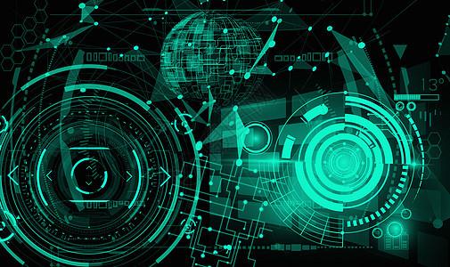 电子科技背景图片