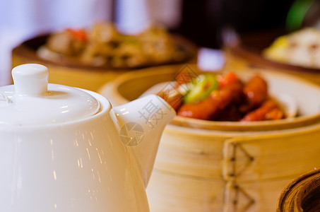 广东人的早茶图片