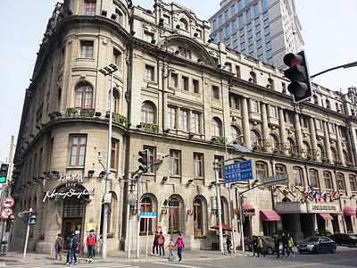 上海早晨图片