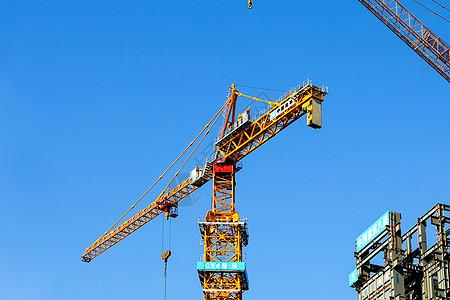 施工建筑图片