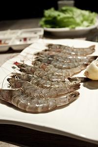 烤大虾图片