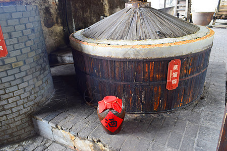 发酵麦芽用的锅炉图片