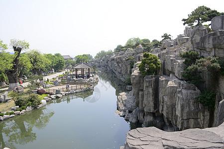 唐苑园林图片