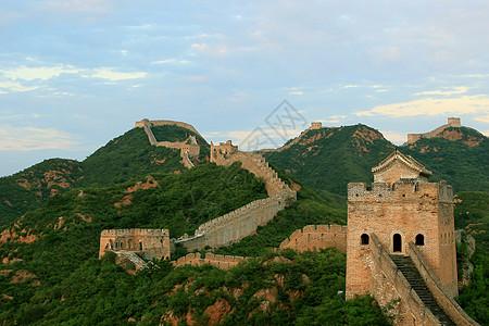 北京怀柔 水长城图片