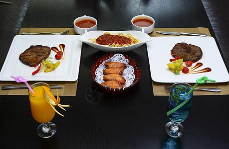西餐双人餐图片