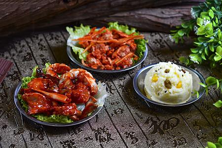 韩国小菜图片