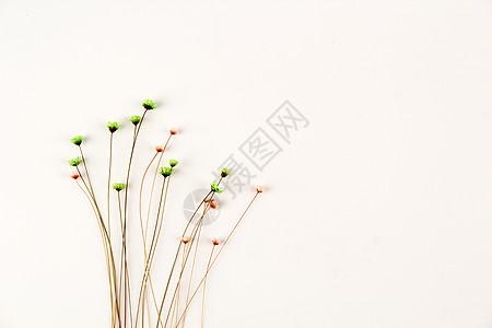 清新碎花背景图片