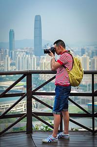 我喜欢上深圳图片