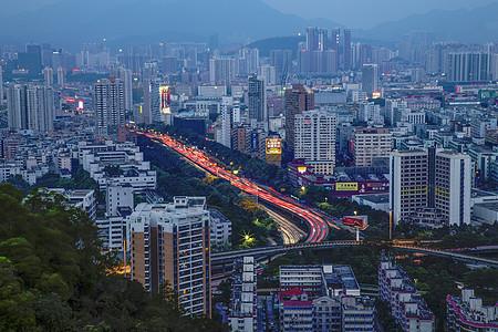 不夜城·深圳图片