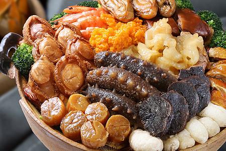 海鲜大餐图片