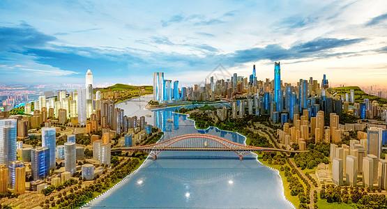 俯瞰厂区规划效果图图片