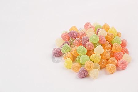 多彩糖果图片