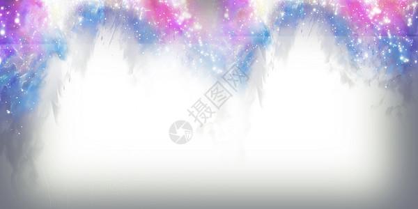 梦幻七夕背景图片