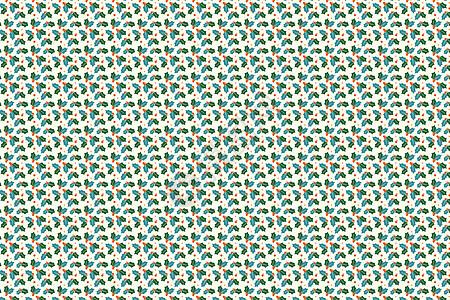 叶子布纹图案设计图片