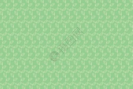 清新树叶图案设计图片