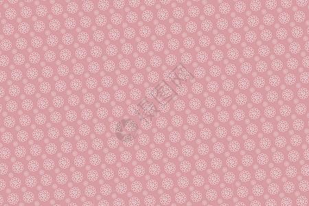 淡粉色花朵墙纸图片