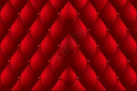 高档深红色欧式花纹图案图片