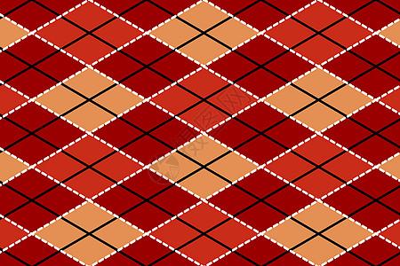 菱形几何图案布料图案图片