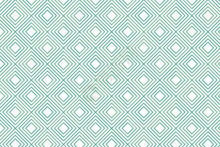 淡绿色正方形回型图案背景图片