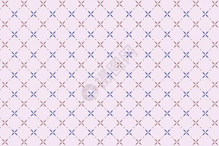四叶草几何图案背景图片