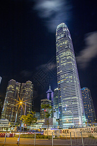 香港摩天楼图片