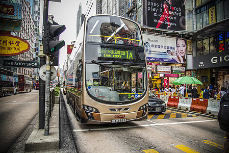 节奏快的香港图片