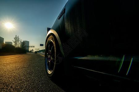 小跑车图片