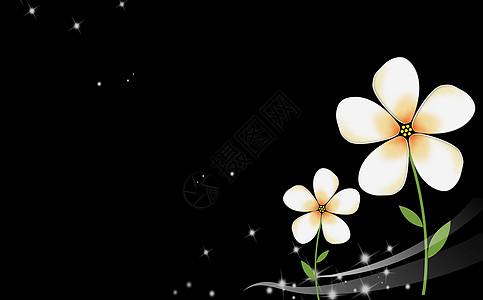 花朵背景素材2图片