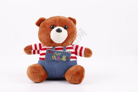 可爱伐木累小熊图片