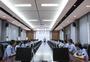 中国企业会议室商务图片