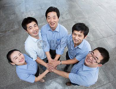 中国企业团队鼓舞士气图片