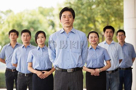 商务团队企业文化图片