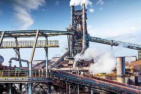 化工厂安全生产 厂房图片
