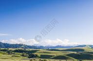 新疆禾木草原风光图片