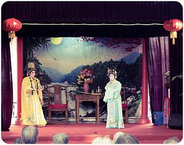 京戏剧人物图片