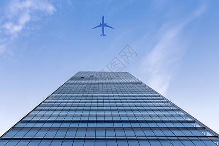高楼大厦·梦想飞翔图片